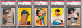 Baseball Cards:Lots, 1950's to 1970's Boston Red Sox Card Collection (1,200+ cards). ...