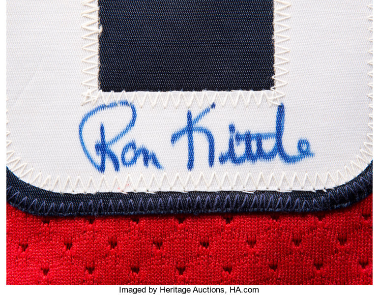 0a0d7955aa9 1980 s Ron Kittle Batting Practice Worn Chicago White Sox