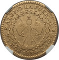 Chile, Chile: Republic gold 2 Escudos 1834 So-IJ VF25 NGC,...