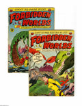 Golden Age (1938-1955):Horror, Forbidden Worlds #3 and 5 Group (ACG, 1951-52). Two-issue groupincludes #3 (GD-) and 5 (VG). Featured artists include Al Wi...(Total: 2 Comic Books)