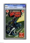 Bronze Age (1970-1979):Horror, Witching Hour #27 (DC) CGC NM 9.4 Off-white to white pages. NickCardy cover art. Alfredo Alcala, Win Mortimer, and Gerry Ta...