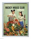 Magazines:Miscellaneous, Walt Disney's Mickey Mouse Club Magazine 1957 Annual (Western,1957) Condition: VG. Included are five copies of the 1957 rep...(Total: 5)