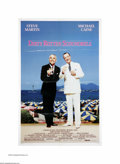 """Movie Posters:Comedy, Dirty Rotten Scoundrels (Orion, 1988). One Sheet (27"""" X 40""""). Offered here is an original poster for this crime comedy direc..."""