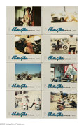 """Movie Posters:Action, Electra Glide in Blue (United Artists, 1973). Lobby Card Set of 8(11"""" X 14""""). Arizona motorcycle cop John Wintergreen (Robe...(Total: 8 Items)"""