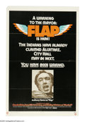 """Movie Posters:Comedy, Flap (Warner Brothers, 1970). One Sheet (27"""" X 41""""). Anthony Quinn is Flapping Eagle, an American Indian who comes out of a ..."""