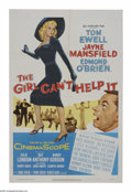 """Movie Posters:Comedy, The Girl Can't Help It (20th Century Fox, 1956). One Sheet (27"""" X 41""""). Perhaps the greatest combination of old-style musica..."""