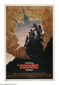 "Movie Posters:Adventure, The Goonies (Warner Brothers, 1985). One Sheet (27"" X 41""). ""Goonies never say die!"" Seven kids search for pirate treasure i..."
