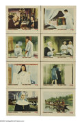 """Movie Posters:Drama, The Nun's Story (Warner Brothers, 1959). Lobby Card Set of 8 (11"""" X 14""""). Audrey Hepburn is Sister Luke, a nun who struggles... (Total: 8 Items)"""