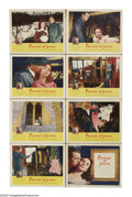 """Movie Posters:Romance, Portrait of Jennie (Selznick Releasing Organization, Inc., 1949). Lobby Card Set of 8 (11"""" X 14""""). """"Where I come from nobody... (Total: 8 Items)"""
