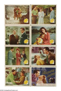 """Movie Posters:Drama, Sentimental Journey (20th Century Fox, 1946). Lobby Card Set of 8 (11"""" X 14""""). Broadway producer William Weatherly (John Pay... (Total: 8 Items)"""