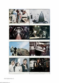 """Movie Posters:Science Fiction, Star Wars (20th Century Fox, 1976). Lobby Card Set (11"""" X14""""). Thisis the special lobby card set produced for the initial s..."""