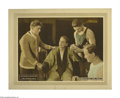 "Movie Posters:Adventure, The Wonder Man (Robertson-Cole, 1920). Lobby Card (11"" X 14"").Henri D'Alour (Georges Carpentier) is a boxer who works for t..."