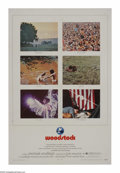 "Movie Posters:Musical, Woodstock (Warner Brothers, 1970). One Sheet (27"" X 41""). Billed as ""3 Days of Peace and Love"" the organizers of the rock-n-..."