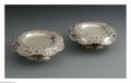 Silver & Vertu:Hollowware, Two American Silver Tazzas. Mark of Gorham, Providence, RI, 1907. The pair of floral repousse tazzas with gilt wash interi... (Total: 2 Items Item)