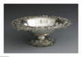 Silver Holloware, American:Bowls, An American Silver Bowl. Mark of S. Kirk & Son, Baltimore, MD,Early Twentieth Century. The footed bowl with floral repous...