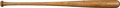 """Baseball Collectibles:Bats, 1960 Roberto """"Momen"""" Clemente World Series Game Used Bat withClemente Family Letter...."""