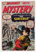 Silver Age (1956-1969):Horror, Journey Into Mystery #78 (Marvel, 1962) Condition: VG....