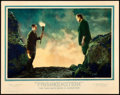 "Movie Posters:Horror, Frankenstein (Universal, 1931). Lobby Card (11"" X 14"").. ..."