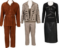A Connie Francis Ensemble Worn on the Oprah Winfrey Show and Other Outfits, 1980s-1990s