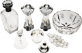 Music Memorabilia:Memorabilia, A Connie Francis Collection of Fine Decorative Crystal Items, Circa1960s-1980s.... (Total: 8 )