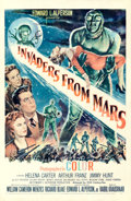 "Movie Posters:Science Fiction, Invaders from Mars (20th Century Fox, 1953). One Sheet (27"" X41"").. ..."