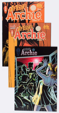 Life with Archie/Afterlife with Archie Group of 10 (Archie, 2000s) Condition: Average NM.... (Total: 10 Comic Books)