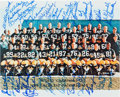 Football Collectibles:Photos, 1966 Green Bay Packers Team Signed Photograph - Super Bowl I Team. ...