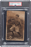 Baseball Cards:Singles (Pre-1930), 1914 H813-3 Boston Garter Hal Chase PSA Authentic - The Only PSAGraded Example! ...