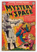 Golden Age (1938-1955):Science Fiction, Mystery in Space #4 (DC, 1951) Condition: VG+....