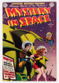 Golden Age (1938-1955):Science Fiction, Mystery in Space #2 (DC, 1951) Condition: VG+....