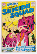 Silver Age (1956-1969):Adventure, The Brave and the Bold #27 Suicide Squad (DC, 1960) Condition: VG....