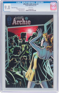 Afterlife with Archie #1 Pepoy Variant (Archie, 2013) CGC NM/MT 9.8 White pages
