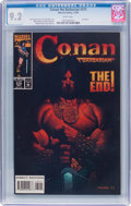 Modern Age (1980-Present):Superhero, Conan the Barbarian #275 (Marvel, 1993) CGC NM- 9.2 White pages....