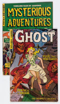 Golden Age (1938-1955):Horror, Golden Age Horror Group of 2 (Fiction House/Story Comics, 1952)....(Total: 2 Comic Books)