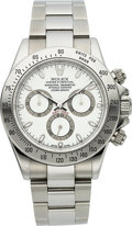 Timepieces:Wristwatch, Rolex Ref. 116520 Steel Oyster Perpetual Cosmograph Daytona, circa2002. ...