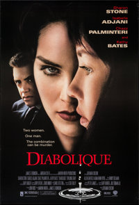 """Diabolique & Other Lot (Warner Brothers, 1996). Rolled, Very Fine. One Sheets (3) (27"""" X 40"""") DS. ... (Tot..."""