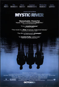 """Mystic River & Others Lot (Warner Brothers, 2003). One Sheets (4) (27"""" X 40"""") DS Advance. Crime. ... (..."""