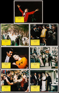 """Funny Girl (Columbia, R-1972). Lobby Cards (7) (11"""" X 14""""). Musical. ... (Total: 7 Items)"""