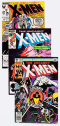 Modern Age (1980-Present):Superhero, X-Men Group of 15 (Marvel, 1978-91) Condition: Average NM-....(Total: 15 Comic Books)
