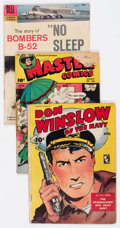 Golden Age (1938-1955):Miscellaneous, Dell/Gold Key Golden and Silver Age Comics Group of 18 (Dell/Gold Key, 1950s-60s) Condition: Average GD.... (Total: 18 Comic Books)