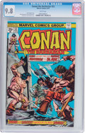 Bronze Age (1970-1979):Miscellaneous, Conan the Barbarian #53 (Marvel, 1975) CGC NM/MT 9.8 Whitepages....