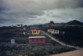Photographs:Dye-transfer, Jack Delano (American, 1914-1997). Federal Housing, Yauco,Puerto Rico, 1942. Dye-transfer, 1982. 7 x 10 inches (17.8 x...