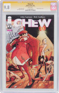 Modern Age (1980-Present):Miscellaneous, Chew #2 Signature Series (Image, 2009) CGC NM/MT 9.8 White pages....