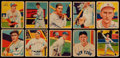 Baseball Cards:Lots, 1934-36 Diamond Star Mainly Hall of Famer Collection (20). ...