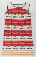 Prints & Multiples, After Andy Warhol (1928-1987). The Souper Dress (Limited Edition), circa 1968. Color screenprint on cellulose and cotton...