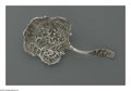 Silver Flatware, American:Whiting, An American Silver Bonbonniere. Mark of Whiting Manufacturing,Providence, RI, Late Nineteenth Century. The pierced bonbon...