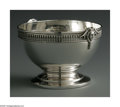 Silver & Vertu:Hollowware, An American Silver Bowl. Mark of Ball, Black & Co., New York, NY, Late Nineteenth Century. The footed bowl with applied me... (Total: 1 Item Item)