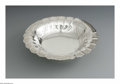 Silver Holloware, American:Bowls, An American Silver Bowl. Mark of Tilden-Thurber, Providence, RI,Late Nineteenth Century. The footed bowl, marked undersid...