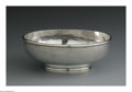 Silver & Vertu:Hollowware, An Irish Silver Bowl. Maker unknown, Dublin, Ireland, 1977. The oval hammered finish bowl raised on an oval foot, hallmark... (Total: 1 Item Item)