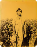 Photographs, Deborah Luster (American, 1951). L.S.P. 105 from the series One Big Self: Prisoners of Louisiana, 1999. Silver emuls...